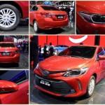 Toyota Vios là xe bán chạy nhất của Toyota ở Việt Nam