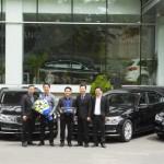 Five Stars Limousine SG mua liền lúc 20 xe sang BMW 730Li và 520i