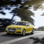 5 điểm nổi bật của xe sang Audi A4 Quattro 2017