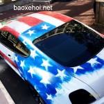 """Siêu xe Bentley Continental GT phiên bản """"anh hùng Mỹ"""""""