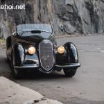 Choáng xe cổ Alfa Romeo 8C mui trần đời 1939 giá 560 tỷ đồng