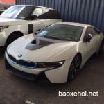 Thêm 1 siêu xe BMW i8 về Việt Nam