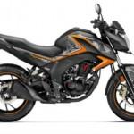 Xe Honda CB Hornet 160R có màu mới ở Ấn Độ