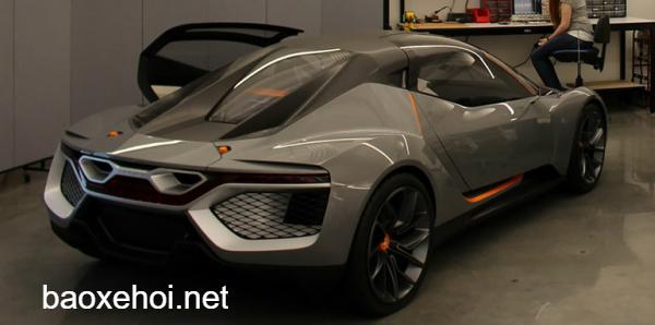 Trong tương lai có siêu xe mới Honda ZSX – Baoxehoi.net – on