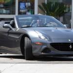 Đầu bếp tỷ phú Gordon Ramsay mua thêm siêu xe Ferrari California T