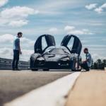 Đạo diễn phim chế tạo siêu xe công suất 800 mã lực