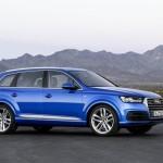 Ra mắt chưa lâu 14.000 xe sang Audi Q7 2017 bị thu hồi