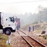 Những vụ tai nạn tàu hỏa đâm xe ô tô chạy qua đường ray