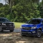 Công bố động cơ mới của xe bán tải Chevrolet Colorado 2017