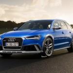 Xe sang Audi RS6 Allroad rộng rãi ưu ái cho riêng Trung Quốc