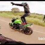 Những vụ tai nạn xe mô tô năm 2016 do phóng nhanh, đi ẩu