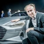 Tài năng của trưởng thiết kế xe mới của Audi AG