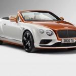 Ngắm xe siêu sang Bentley Continental GT mui trần thể thao bản độc