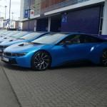 Cầu thủ Leicester City được tặng 19 siêu xe BMW i8