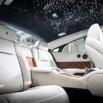 Khám phá bí mật bầu trời sao xe siêu sang Rolls royce