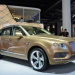 Xe siêu sang Bentley Bentayga sắp có thêm 2 động cơ mới