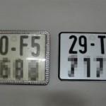 Quy định xử phạt liên quan đến biển số xe ô tô, xe máy như thế nào ?