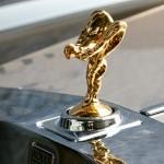 Nguyên lý chống ăn trộm biểu tượng trên xe Rolls royce
