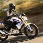 BMW ứng dụng sợi carbon trên siêu xe mô tô