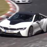 Siêu xe BMW mui trần đầu tiên chạy thử