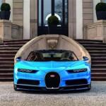 Siêu xe 4 cửa Bugatti Galibier sẽ thay thế Bugatti Chiron