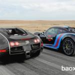 Cuộc đua của những siêu xe tốc độ nhất thế giới 2016