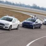 Nhiều mẫu xe tự lái của Ford xuất hiện năm 2021