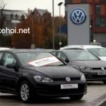 Giá bán chính hãng xe Volkswagen ở Việt Nam tháng 8/2016