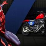 Harley-Davidson sản xuất siêu mô tô phong cách anh hùng