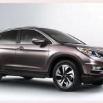 Ngắm xe Honda CR-V 2016 bản giới hạn giá rẻ 500 triệu đồng