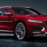 Ngắm xe SUV coupe Jaguar C-Pace mới cứng trình làng