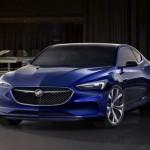 """Xe Buick Avista được giải thưởng thiết kế ngoài """"mong đợi"""" của GM"""