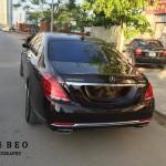 Đại gia Hà Nội mua xe siêu sang Maybach S600 giá 14,2 tỷ đồng
