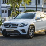 Xe sang Mercedes GLC tăng giá từ 20 đến 120 triệu đồng