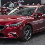 Xe Mazda6 2017 ra mắt chính thức