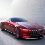 Vẻ đẹp hoàn hảo của xe Coupe Mercedes Maybach siêu sang dài nhất thế giới