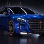 Ngắm xe siêu sang Maybach S600 độ siêu xa xỉ giá bán 36 tỷ đồng