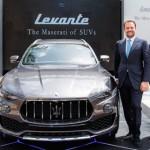 10 xe sang Maserati Levante về Việt Nam trong tuần tới