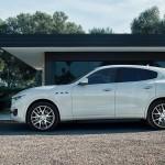 Ngắm xe siêu sang SUV Maserati Levante đầu tiên về Việt Nam