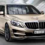 Mercedes có kế hoạch trình làng 4 mẫu xe điện hoàn toàn mới