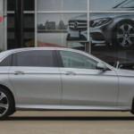 Xe sang Mercedes E-Class bản kéo dài giá gần 1,5 tỷ đồng