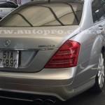 Mercedes S63 AMG 12 tỷ xuống giá 1,8 tỷ đồng sau 8 năm dùng