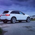 Xe sang Mercedes GLC khác biệt với mâm ADV1 Track Spec