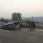 Những vụ tai nạn nổ lốp xe ô tô rất nguy hiểm