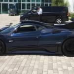 Chủ đại lý siêu xe Bugatti mua siêu xe Pagani Zonda độc nhất