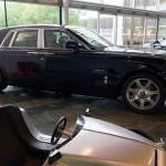 Thăm nhà máy chế tác xe siêu sang Rolls royce