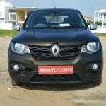 Renault Kwid xe đạt 0 sao về an toàn giá bán 126 triệu Đồng