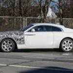 Chi tiết xe siêu sang Rolls-Royce Wraith bản mới Series II