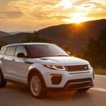 Xe sang Range Rover Evoque 2016 chạy diesel bị triệu hồi