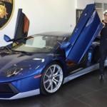 Lộ diện đại gia sở hữu siêu xe Lamborghini Aventador Miura Hommage